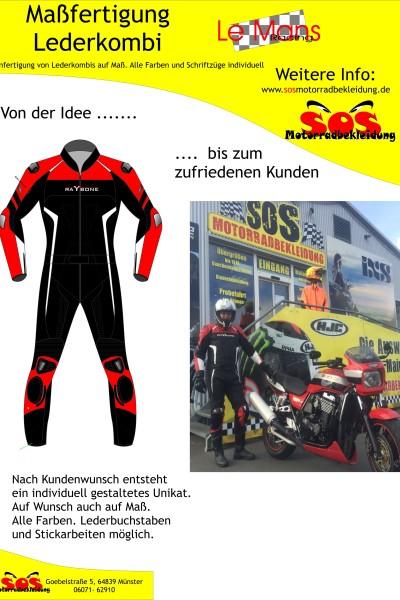 Alexander Schmidl 2- piece suit Le Mans 3.